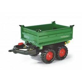 Bruder Farmer - transportní přívěs pro přepravu 8 balíků slámy 1:16