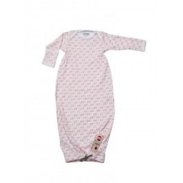 Lodger Hopper Newborn Scandinavian Print Blush/Soft Skin, 50x62 cm