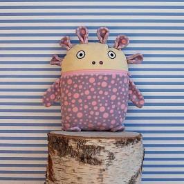 Bartex Design Pyžamožrout, velký - růžový
