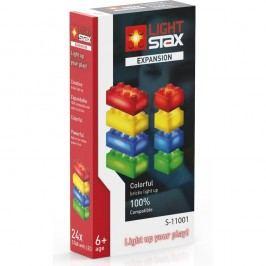 Light Stax Rozšiřující set - červená, žlutá, zelená, modrá