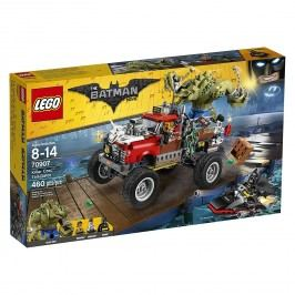 LEGO® BATMAN MOVIE 70907 Killer Crocův Tail-Gator