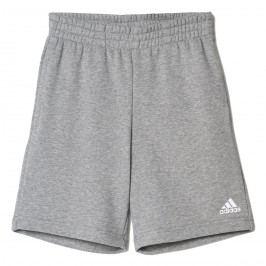 adidas Chlapecké šortky - šedé