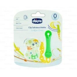 Chicco Řetízek plast zelený/žlutý