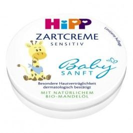 HiPP Babysanft Jemný krém (v plechu) 75 ml