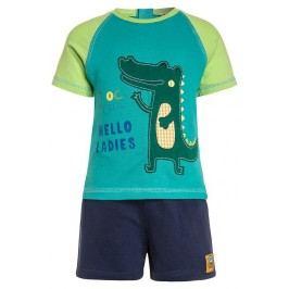 Gelati Chlapecký set trička a šortek - barevný