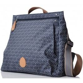 PacaPod LEWIS námořnická modrá - kabelka i přebalovací taška