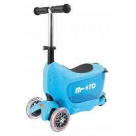 Micro Odrážedlo/tříkolka Mini2go Blue
