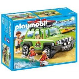 Playmobil 6889 Auto správce kempu