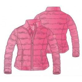 Primigi Dívčí prošívaná bunda - růžová