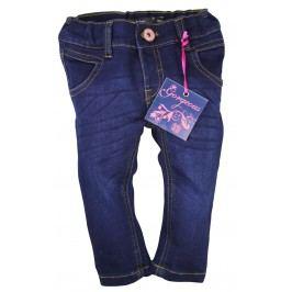 Dirkje Dívčí riflové kalhoty - tmavě modré