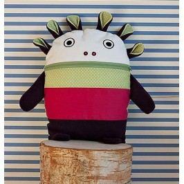 Bartex Design Pyžamožrout, velký - růžovo-zelený