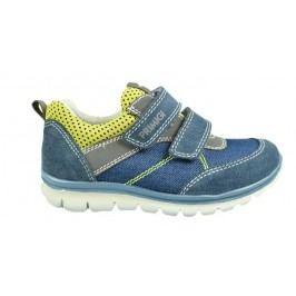 Primigi Chlapecké tenisky se žlutými prvky - modré