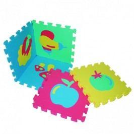 Wiky Měkké puzzle bloky s ovocem