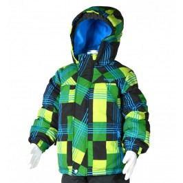 Bugga Chlapecká zimní bunda - barevná
