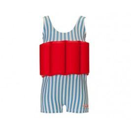 Beverly Kids Chlapecké nadnášející plavky - modro-červené