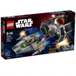 LEGO® Star Wars™ 75150 Vader's TIE Advanced vs. A-Wing Starfighter