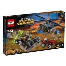 LEGO® DC Comics Super Heroes 76054 Batman™: Scarecrow™ Sklizeň strachu
