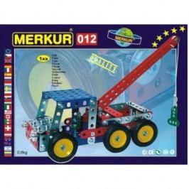 Merkur Stavebnice 012 Odtahové vozidlo 10 modelů - 217 ks