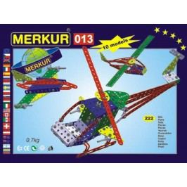 Merkur Stavebnice 013 Vrtulník 10 modelů - 222 ks