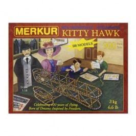 Merkur Stavebnice Kitty Hawk 100 modelů - 900 ks