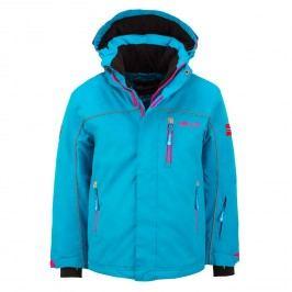 Trollkids Dětská zateplená bunda Holmenkollen - světle modrá