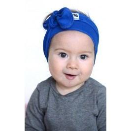 Lamama Dívčí čelenka - modrá