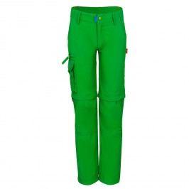 Trollkids Dětské kalhoty Oppland - zelené