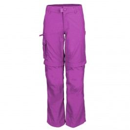 Trollkids Dětské kalhoty Oppland - růžové