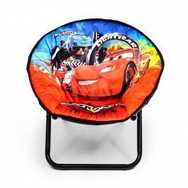 Delta Dětská rozkládací židlička Cars 2