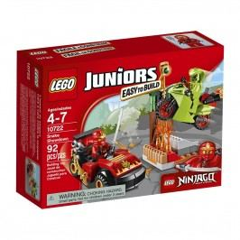 LEGO® Juniors 10722 Finální hadí souboj