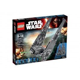 LEGO® Star Wars™ 75104 Kylo Ren's Command Shuttle (Kylo Renova velitelská loď)
