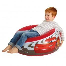 GetGo Dětské nafukovací křeslo Cars - červené