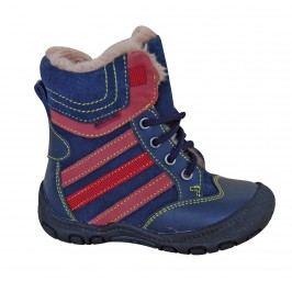 Protetika Chlapecké zimní boty Alex - modré