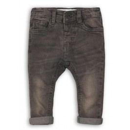 Minoti Chlapecké džínové kalhoty Kid - šedé