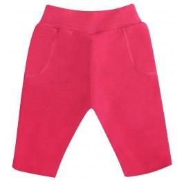 Nini Dívčí tepláky Srdíčko - růžové