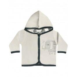 Nini Chlapecký kabátek Sloník - světle šedý
