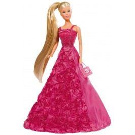 Simba Panenka Steffi Gala Princess tmavě růžová