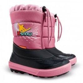Demar Dívčí sněhule Kenny 2 X Snow- růžové