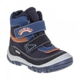 Primigi Chlapecké zimní boty - modro-šedé