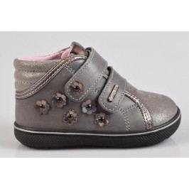 Primigi Dívčí celoroční kotníkové boty - šedé