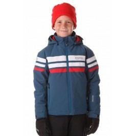 Nordblanc Chlapecká lyžařská bunda Glad - modrá