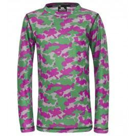 Trespass Dívčí termo tričko Klutz - barevné