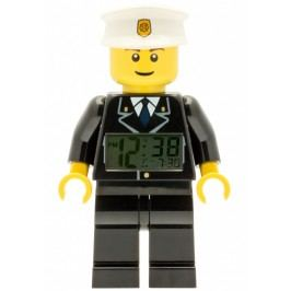LEGO City Policeman budík