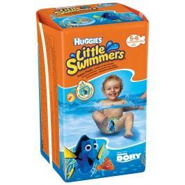 Huggies jednorázové pleny Little Swimmers 5-6/12-18 kg (11 ks)