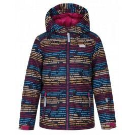 LOAP Dívčí bunda Zengo - růžová