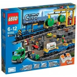 LEGO® City trains 60052 Nákladní vlak
