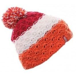 Nordblanc Dívčí proužkovaná čepice - barevná