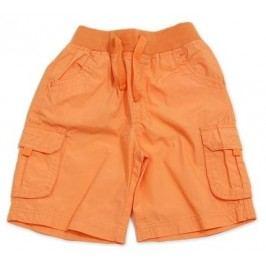 Bugga Dětské kraťasy - oranžové