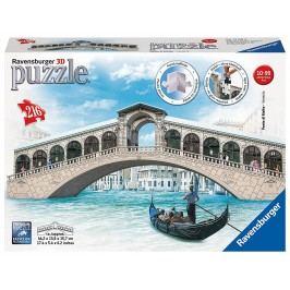 Ravensburger Rialto most, Benátky  216 dílků