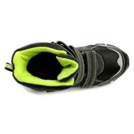Peddy Chlapecké zimní boty - šedé